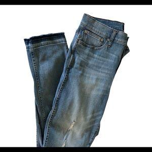 J.Crew Vintage Straight Jeans size 29